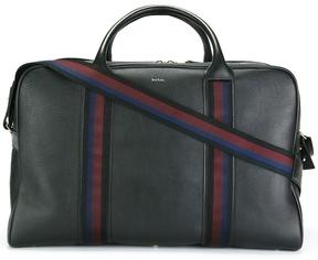 Paul Smith striped detailing holdall