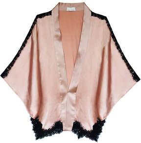 Fleur Du Mal Lace Kimono
