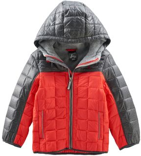 ZeroXposur Boys 4-7 Bluster Midweight Quilted Transitional Jacket