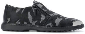 Giuseppe Zanotti Design camouflage Cooper sneakers