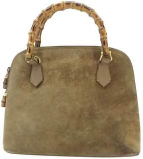 Gucci Bamboo satchel - BROWN - STYLE