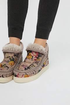 Mou Daybreak Sneaker Boot at Free People