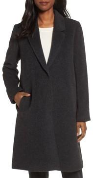 Eileen Fisher Women's Alpaca Blend Coat