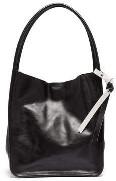 Proenza Schouler L Tote Soft Leather Bag - Womens - Black