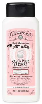 JR Watkins Daily Moisturizing Body Wash - Grapefruit 18 oz