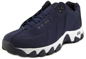 K-Swiss St329 S Round Toe Canvas Sneakers.