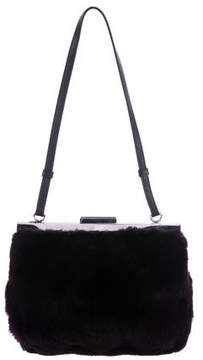 Bvlgari Fur Evening Bag
