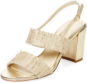 Butter Shoes Women's Paige Block Heel Sandal