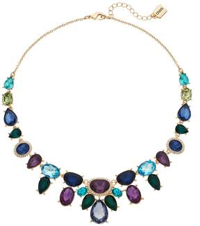Chaps Nickel Free Simulated Gemstone Necklace