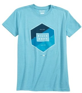 Billabong Boy's Access Graphic T-Shirt