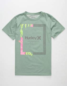 Hurley Dri-FIT Bloom Boys T-Shirt