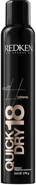 Redken Quick Dry 18 Instant Finishing Spray - 9.8 oz.