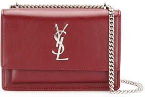 Saint Laurent mini Sunset bag - RED - STYLE