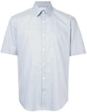 Cerruti short sleeve gingham shirt