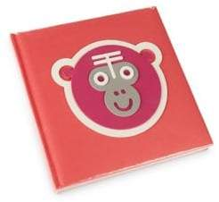 Kipling Monkey Face Notebook - BLUE - STYLE