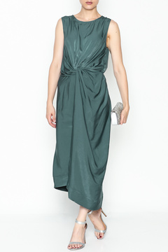 Everly Front Twist Dress