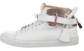 Buscemi 110 MM High-Top Sneakers