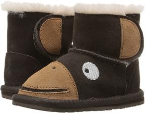 Emu Monkey Tail Walker Kids Shoes