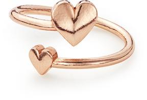 Alex and Ani Romance Heart Ring Wrap