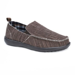 Muk Luks Men's Andy Adult Loafers - Brown