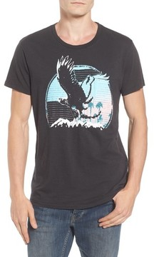Sol Angeles Men's Sunset Eagle Pocket T-Shirt