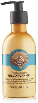 The Body Shop Wild Argan Oil Sublime Nourishing Whipped Lotion
