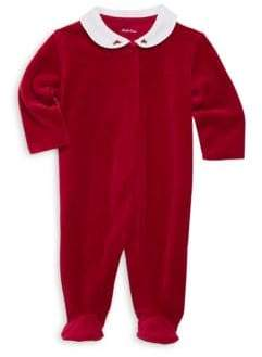Ralph Lauren Baby's Knit Coverall