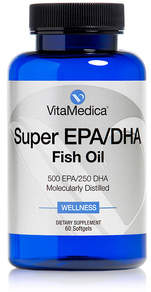 VitaMedica Super EPA/DHA Fish Oil