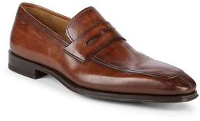 Magnanni Men's COLLECTION Saks Fifth Avenue by Leather Penny Loafers