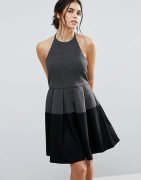 d.RA Aria Color Block Dress
