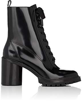 Marc Jacobs Women's Ryder Spazzolato Calfskin Lace-Up Ankle Boots