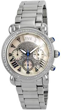 JBW Women's Victory Stainless Watch, 37mm