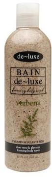 de-luxe BAIN Foaming Body Scrub Verbena