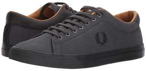 Fred Perry Underspin Heavy Waxed Canvas Men's Shoes