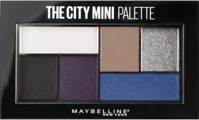 Maybelline The City Mini Palette Concrete Runway