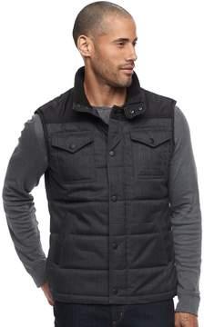 Apt. 9 Men's Colorblock Flex Quilted Puffer Vest
