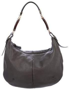 Sergio Rossi Leather Handle Bag