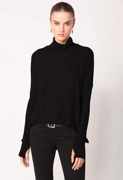 Feel The Piece Carolina Thermal Turtleneck