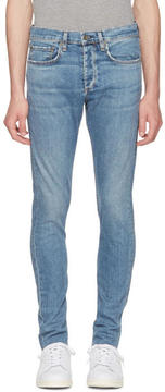 Rag & Bone Indigo Fit 1 Jeans