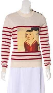 Each X Other Wool Striped Sweater