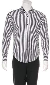 Band Of Outsiders x Barney's New York Striped Shirt