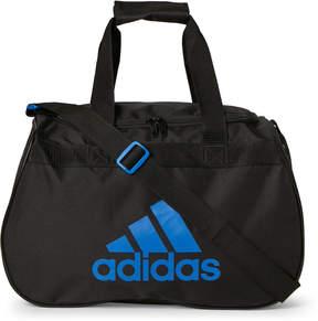 adidas Black & Blue Diablo Small Duffel Bag