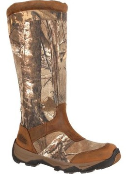 Rocky 17 Retraction Snake Boot With Side Zipper RKS0243 (Men's)
