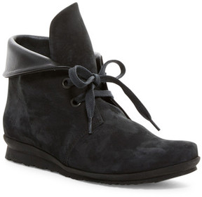 Arche Baroko Lace-Up Fold-over Flap Sneaker