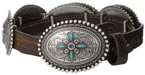 Ariat Oval Concho Belt Women's Belts