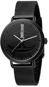 Just Cavalli Mens Ipb Watch With Black Dial.