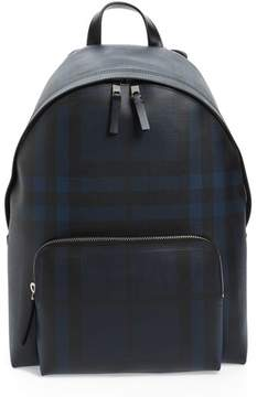 Burberry Men's Abbeydale Backpack - Blue