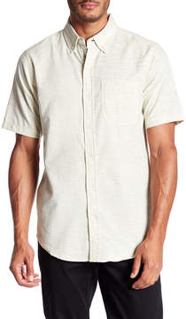 Ezekiel Woodward Short Sleeve Print Shirt