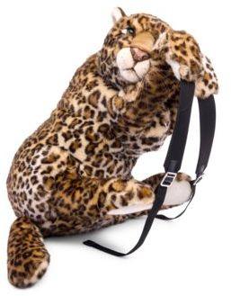 Dolce & Gabbana Leopard Patterned Backpack