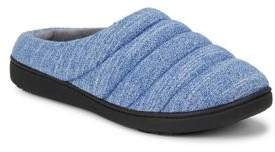 Isotoner Slip-On Quilted Slippers